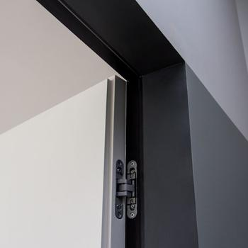 Межкомнатные двери со скрытой коробкой без наличника