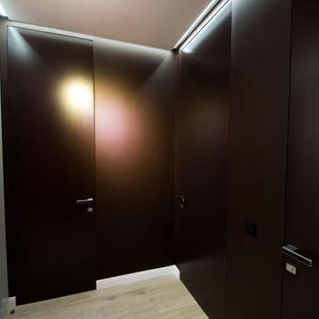 Скрытые двери и стеновые панели от производителя