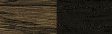 3590 Черный прозрачный/непрозрачный