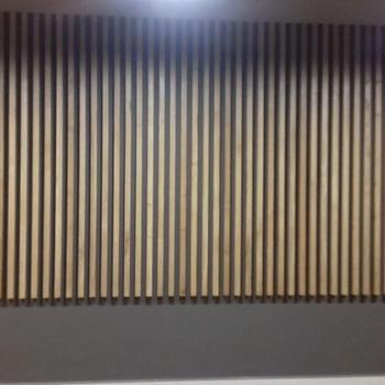 декоративные перегородки в интерьере