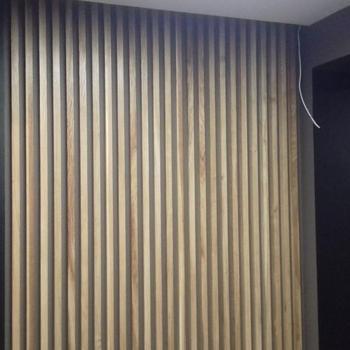 декоративные планки в квартире